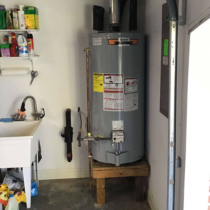 water heater service pascagoula